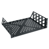 3 space vented rack shelf